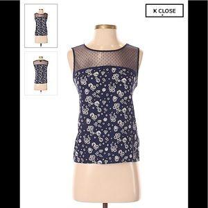 Jason Wu for Target  sleeveless blouse.